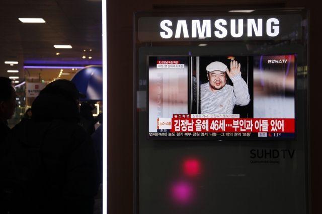 Руководитель милиции Малайзии подтвердил версию убийства Ким Чен Нама