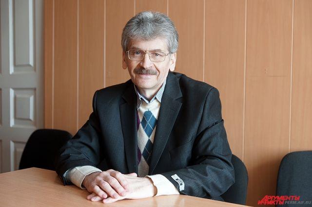 58-летний пермский изобретатель-инженер Павел Отставнов.