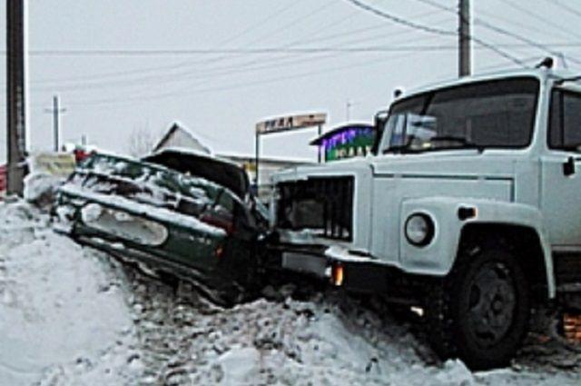 Авария случилась на трассе «Сердобск — Ртищево».