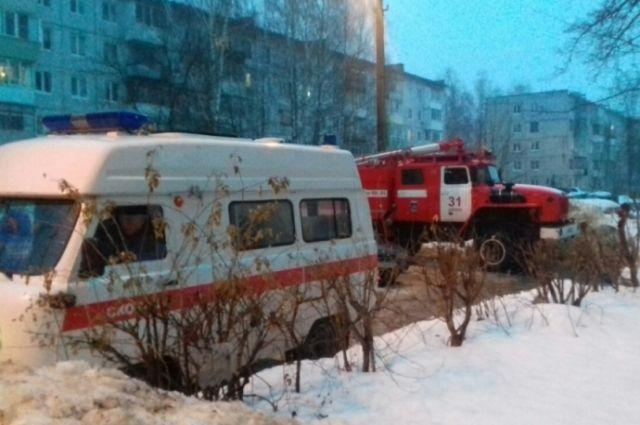 ВЩекино жильцы самостоятельно потушили пожар вквартире