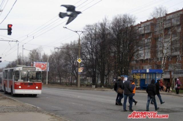 Спонедельника вЧебоксарах отменят 37 вечерних троллейбусных рейсов