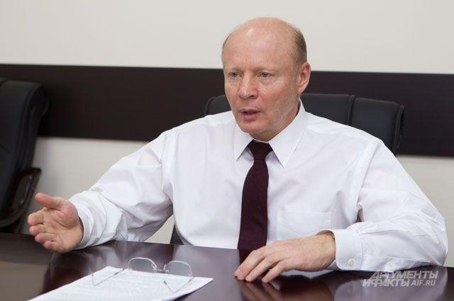 Сергей Бачин.