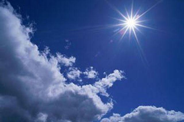 Погода на выходных в Украине будет солнечной