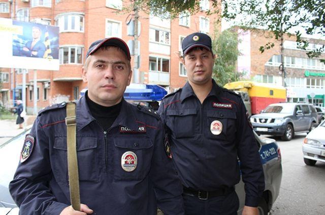 Милиция Петербурга начала тренировки подействиям вусловиях военного времени