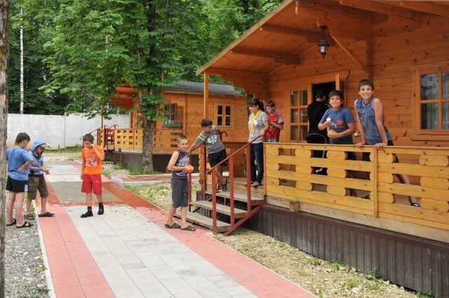 Мунициальные детские лагеря Кубани получат 40млнруб. наремонт