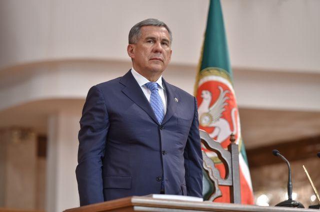 Руководитель Татарстана требует привлечь кответственности причастных ккризису банков