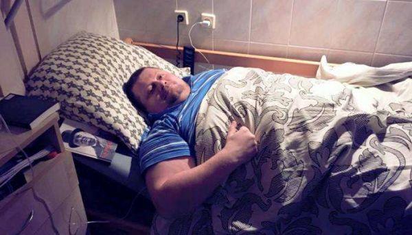 У Игоря Мосийчука были проблемы с сердцем