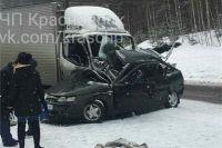 Свидетели ДТП рассказали, что дорожные условия на трассе были сложными, было очень скользко.