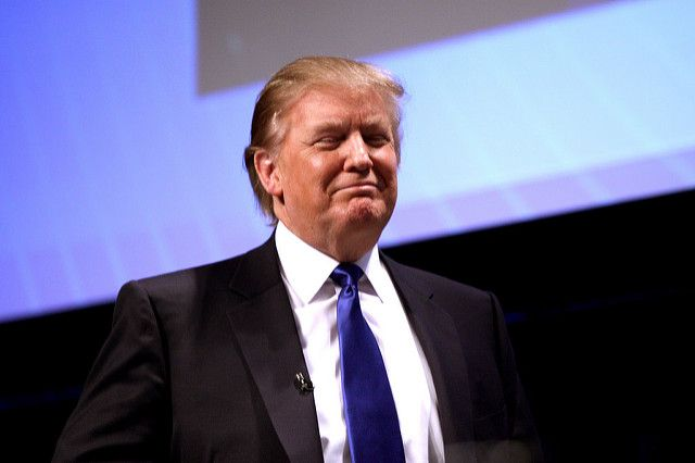Трамп назвал лицемером лидера демократов, который фотографировался сПутиным