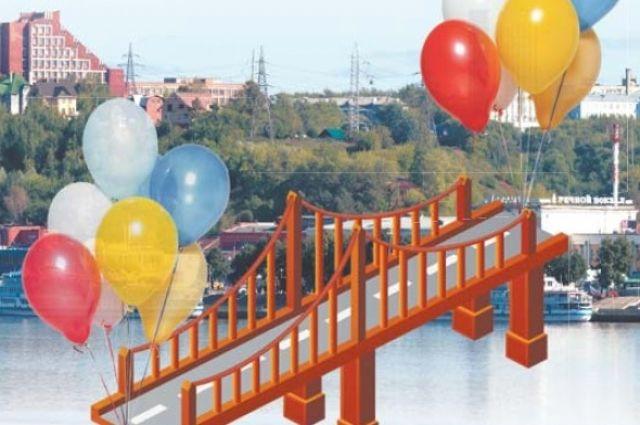 Названы вероятные места для 3-го моста Перми