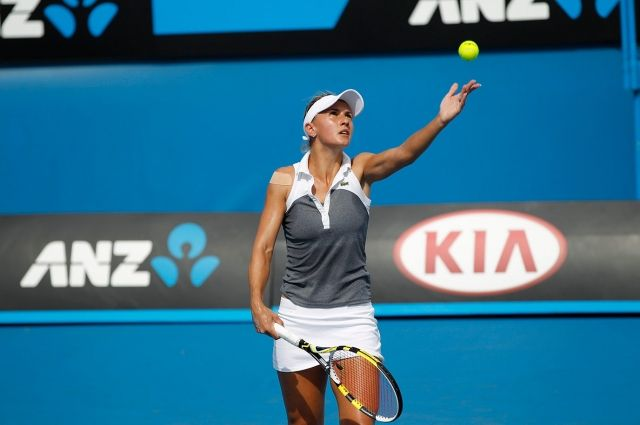 Леся Цуренко одолела вмеждународном теннисном турнире вАкапулько