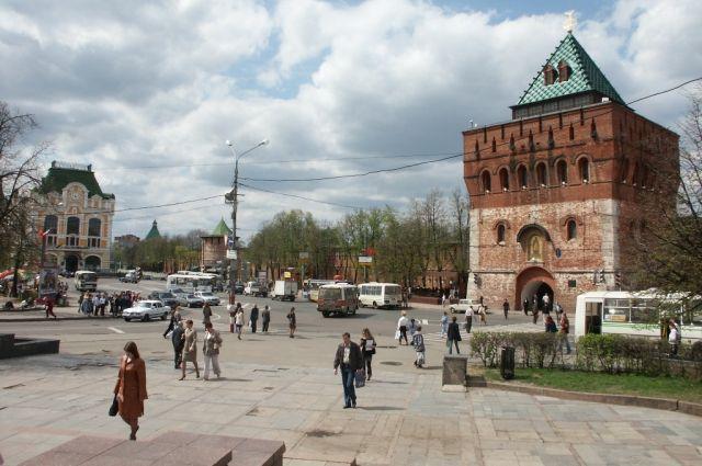 Два пешеходных моста изалюминия построят вНижнем Новгороде