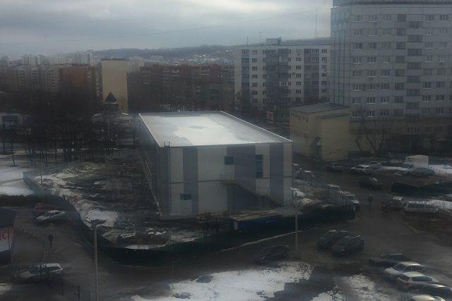 Разрешение на строительство было выдано депутату пензенской гордумы Сергею Лисоволу.