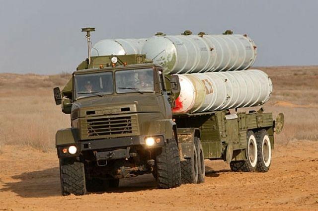 ВИране удачно испытали русский С-300