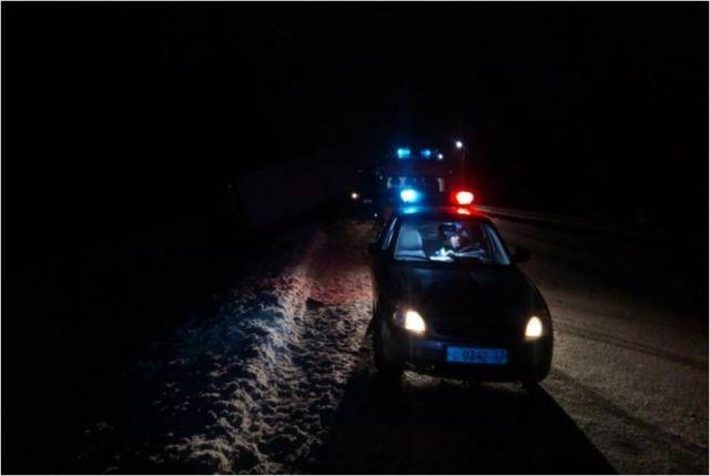 ВЧувашии два рейсовых автобуса въехали в грузовой автомобиль, есть пострадавшие