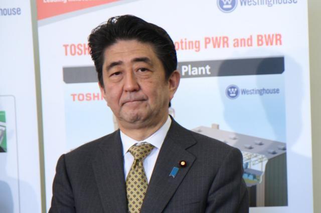 Абэ назвал национальной тайной результаты игры вгольф сТрампом