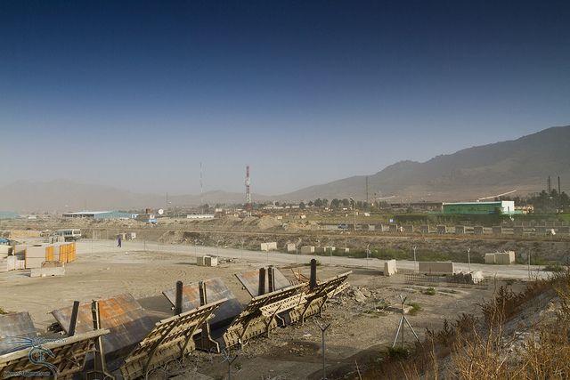 ВАфганистане в итоге атаки «Талибана
