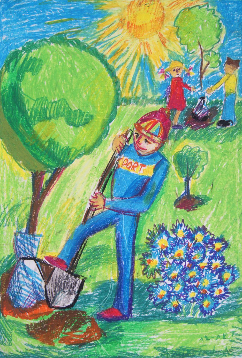 «Весенние сады»