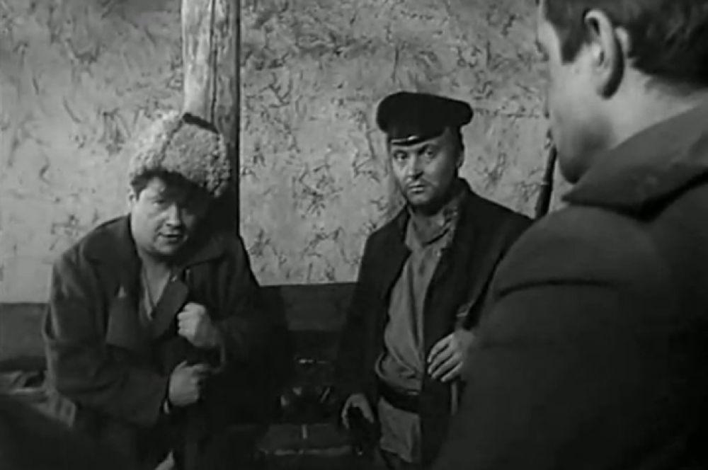 Актер Александр Кузнецов в фильме «Адъютант его превосходительства» (1969)
