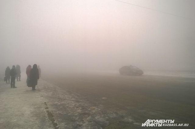 МЧС региона: в Оренбуржье будет сильный туман и усилится ветер