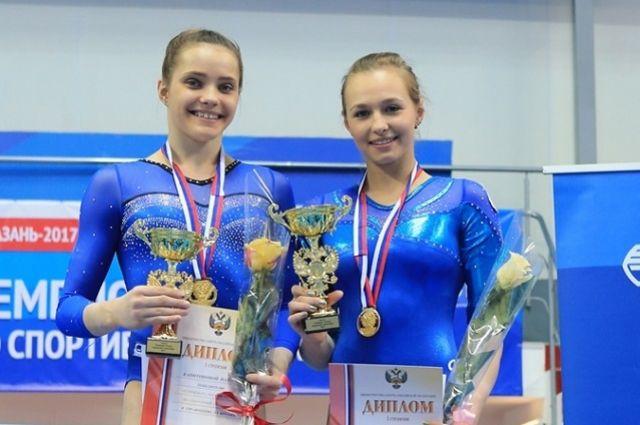Вторую золотую медаль Наталья Капитонова выиграла в упражнениях на брусьях.