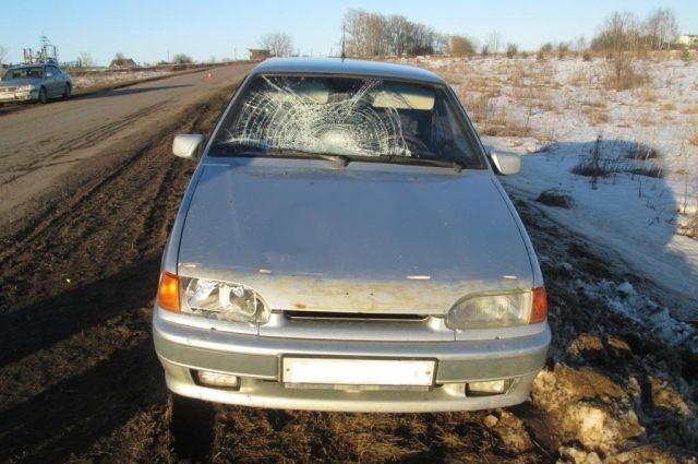 ВПлавском районе ВАЗ сбил 12-летнего ребенка
