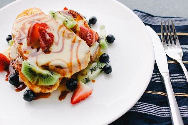 Десерт без выпечки - быстро и просто!