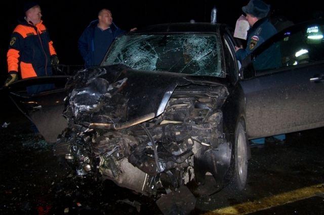 ВКамешковском районе Владимирской области в итоге ДТП пострадали 5 человек
