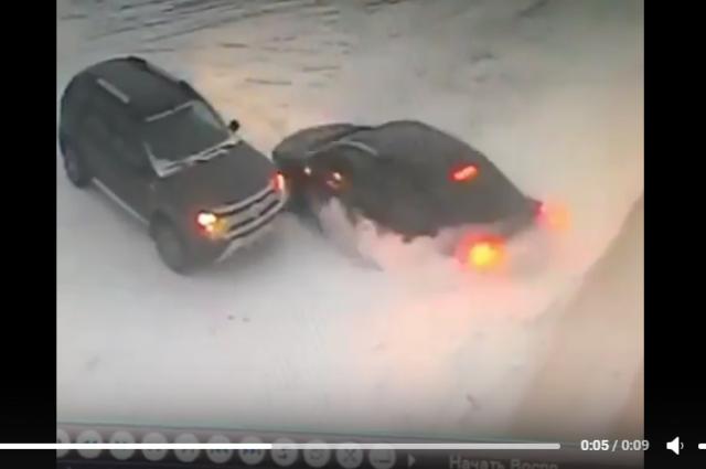 Авария произошла в четверг, 2 марта, на 10 км автодороги «Норильск-Талнах».