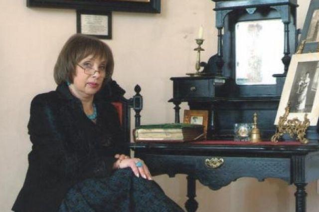 Галина Александровна Крупницкая давно нашла своё призвание.