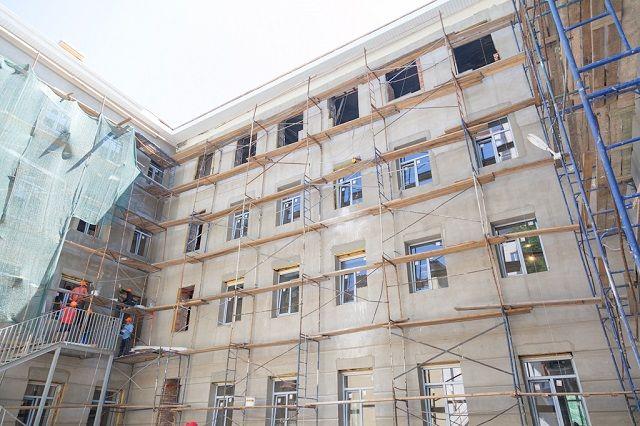 ВКазани наремонт 244 многоквартирных домов истратят 1,5 млн руб.