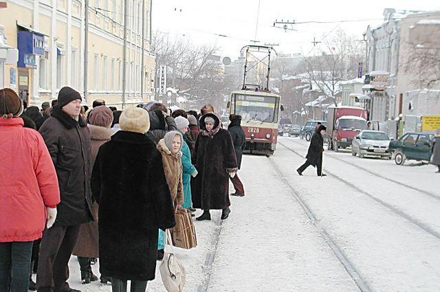 Трамвай сбил женщину вСормовском районе 5марта