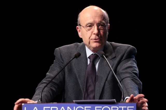 Конкурент Фийона Жюппе отказался баллотироваться впрезиденты Франции
