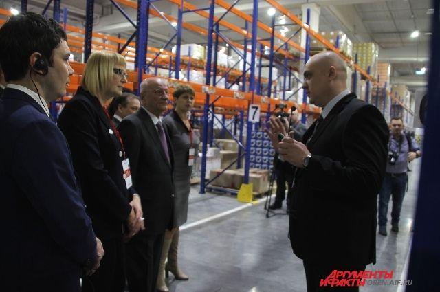 Открывшийся в Оренбуржье центр - это огромные возможности для производителей.