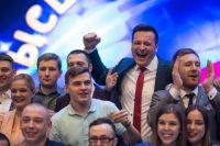 Команда КВН «Сборная Калининградской области» впервые в истории попала в Высшую лигу Клуба весёлых и находчивых.