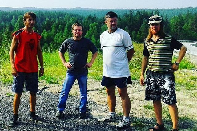 ВАрхангельске музыканты группы «Сердитый Дед» обвиняются висполнении экстремистской песни
