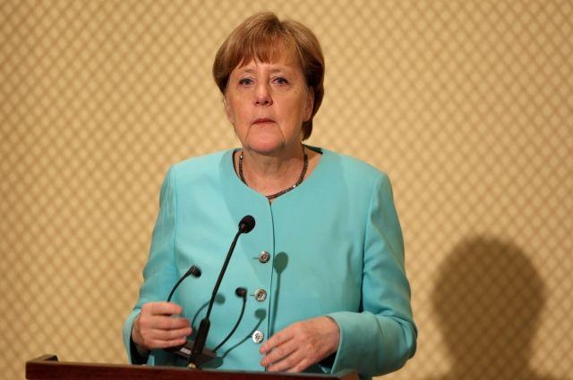 ангела меркель встретится дональдом трампом