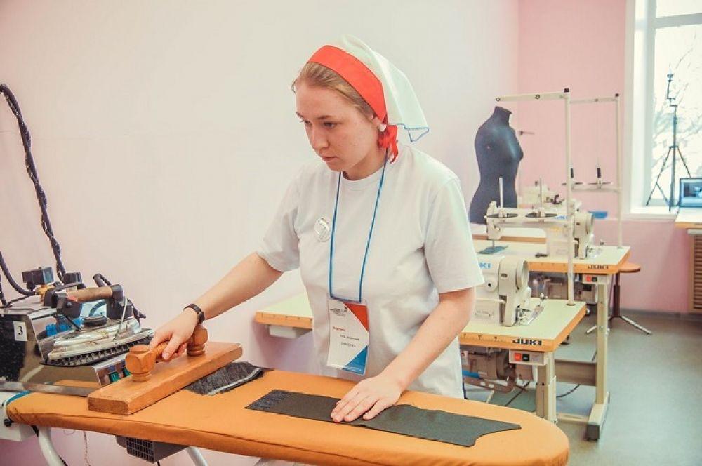 Компетенция «Технология моды»