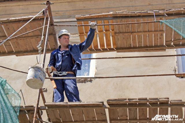 В Калининграде сдан первый дом по программе капремонта 2017 года.