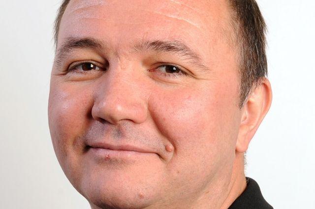 Владимир Полупанов.