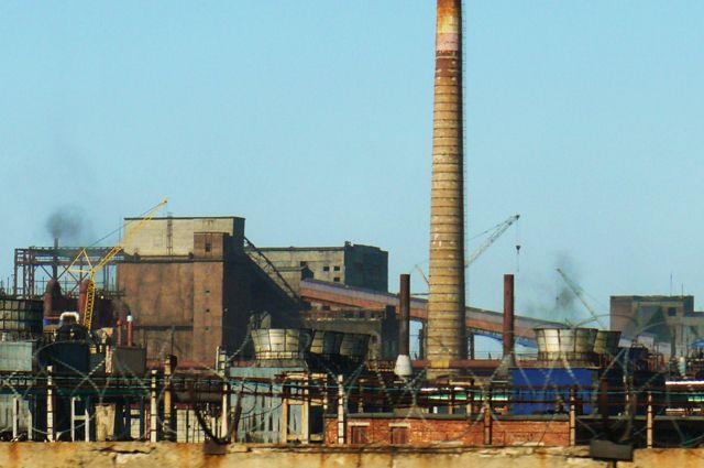 Мощнейший взрыв прогремел накоксохимическом заводе вАвдеевке