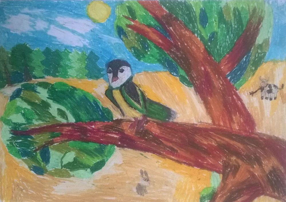 «Хозяйка лесов»