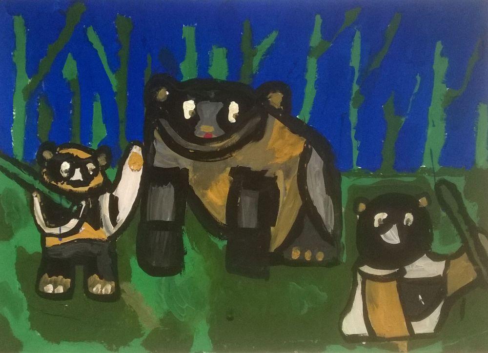 «Семья панд»
