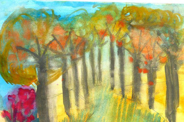 Объявлен конкурс рисунков по произведениям алтайских писателей «Природы хрупкая душа...».
