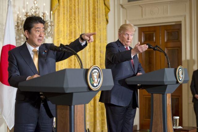 Япония хочет обсудить сРоссией ракетные пуски КНДР