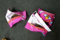 Наркотики пытались перевезти в конфетах.