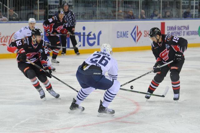 Во втором уровне плей-офф «Аванград» сыграет с «Ак Барсом».