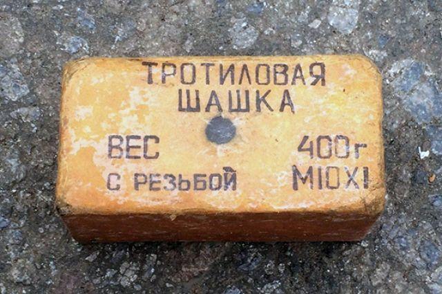 Боевой арсенал отыскали вподвале дома насеверо-западе Челябинска