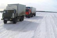 Зимник на Ямале
