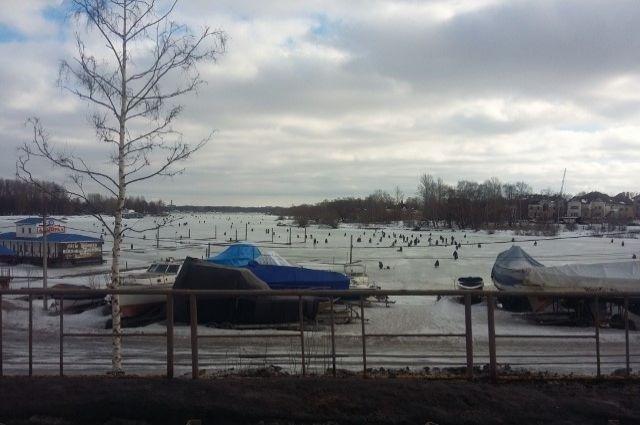 ВЯрославле закрыт сезон зимней рыбалки